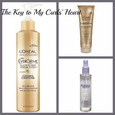 Favorite Curl Products