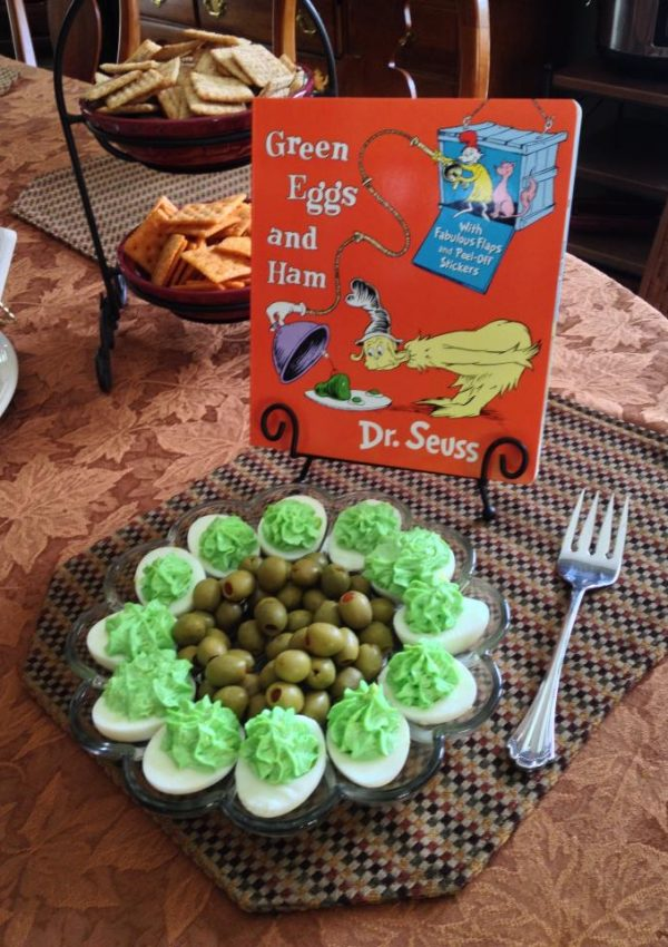 A Storybook Baby Shower