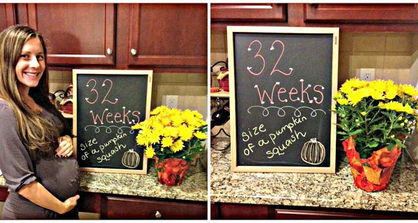 32 Week Bump Update