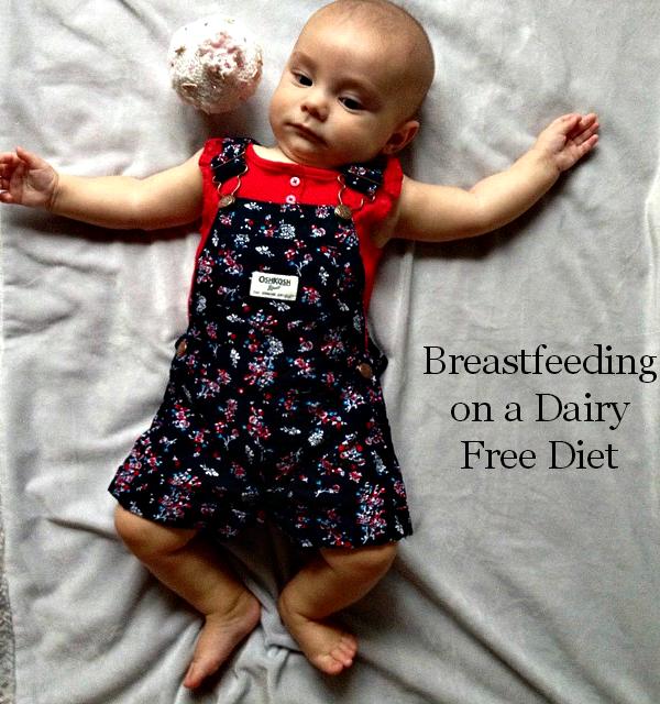 Breastfeeding on a Dairy Free Diet