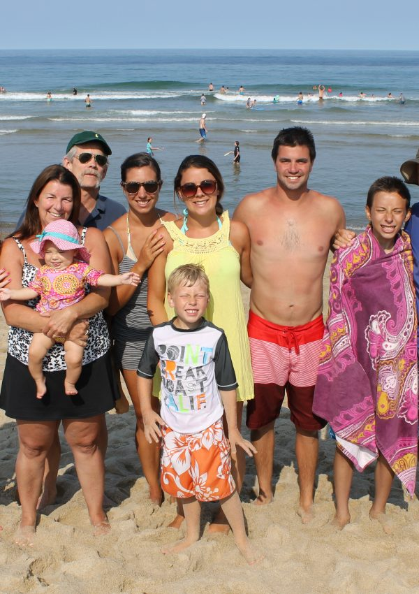 Cape Cod Family Vacation 2014