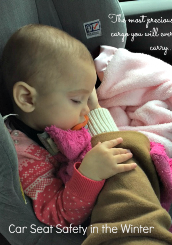 Car Seat Safety for the Winter