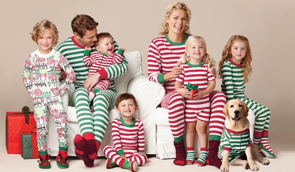 Hanna Anderson Family Pajamas