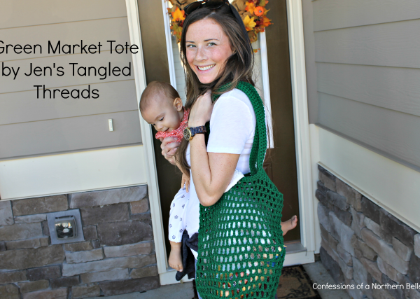 Go Green with a Market Bag