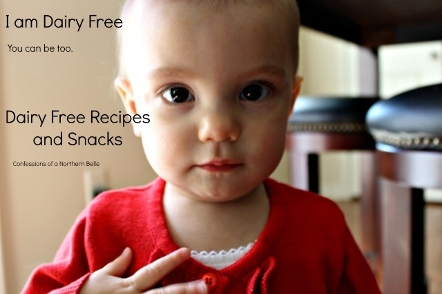 Dairy Free Recipes and Snacks