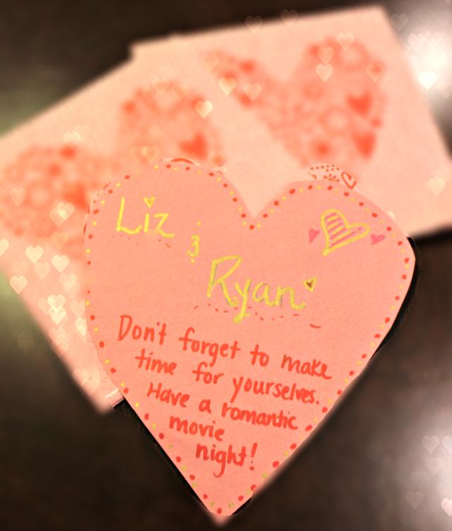 DIY Date Night Note