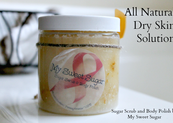 All Natural Dry Skin Remedy