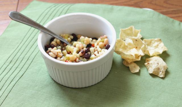 Summer Bean Salad 1