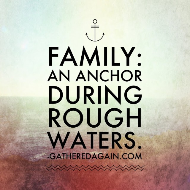 family-is-an-anchor