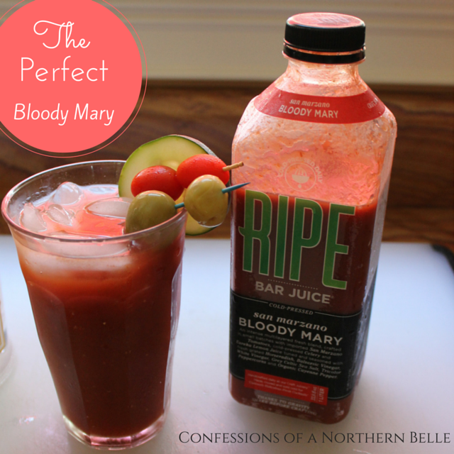 Bloody Mary with RIPE Mix