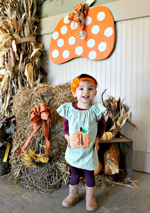 Our Fall Tradition – Pumpkin Picking