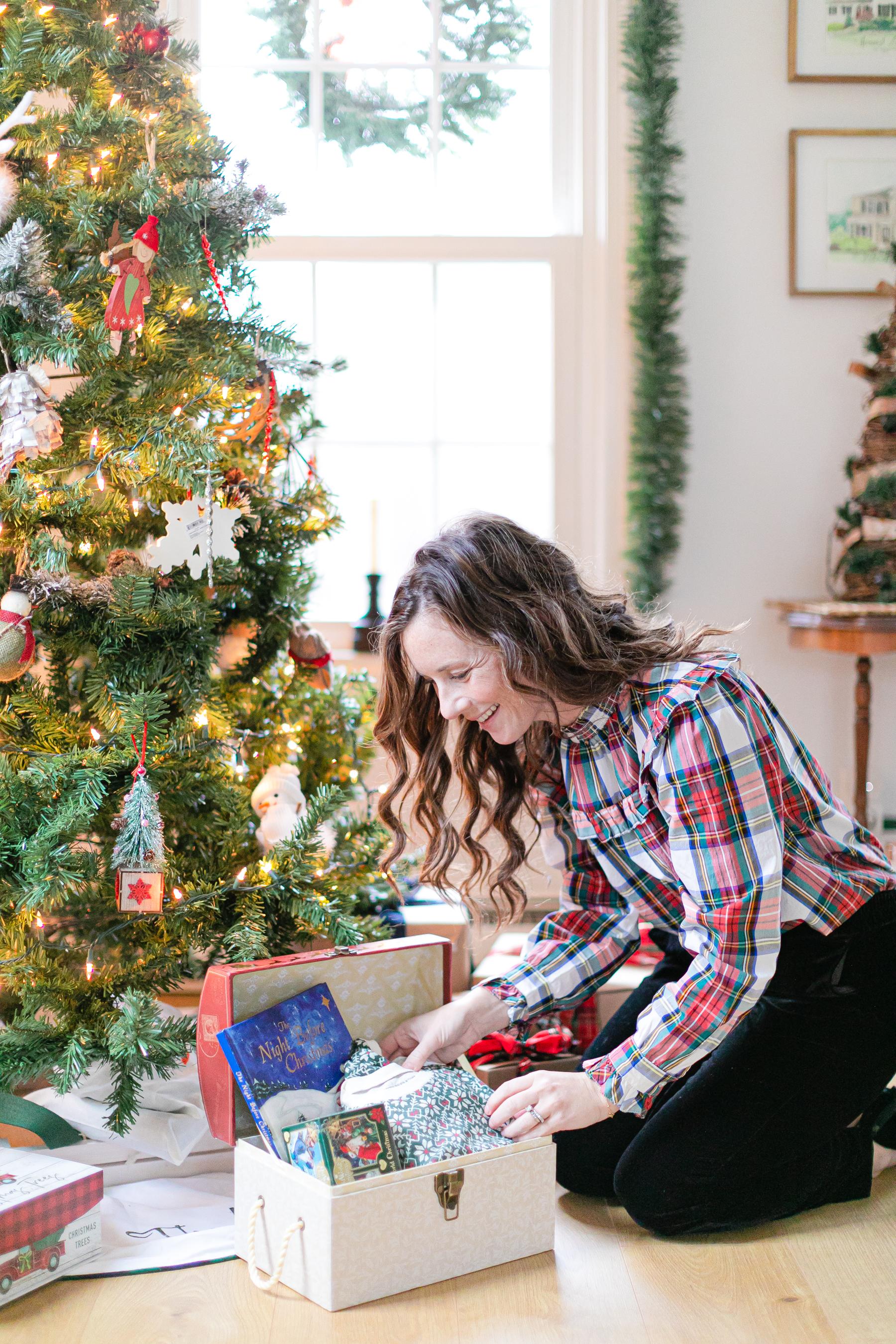 Christmas Eve Box Tradition