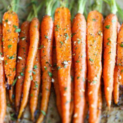 Carrots for Carrot Ginger Soup