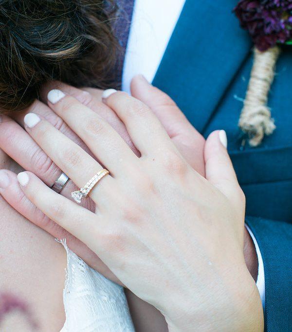 My Sister's Wedding: Wildflower Details