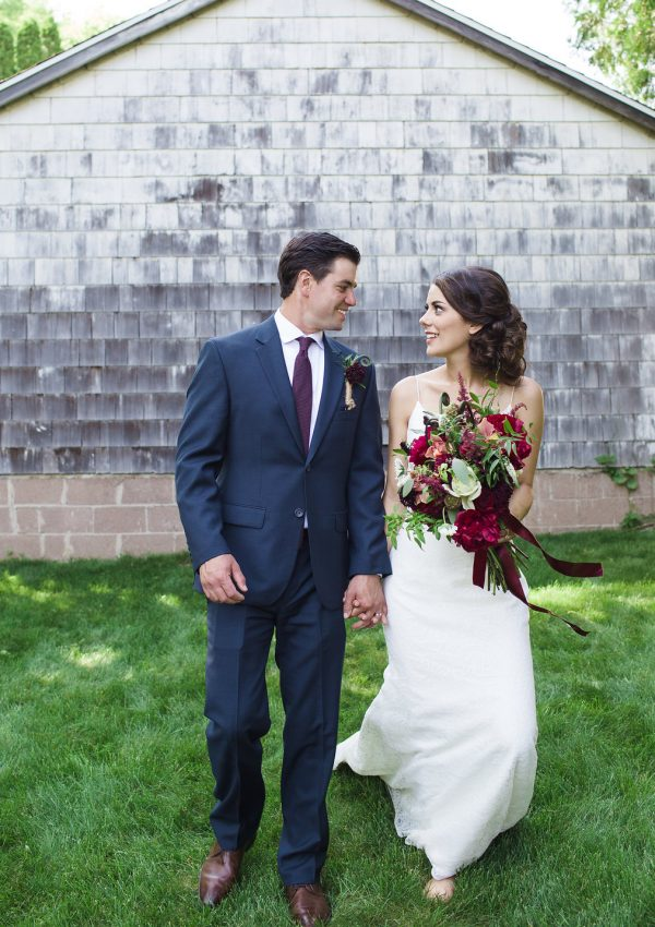 My Sister's Wedding: Photos of the Bride and Groom