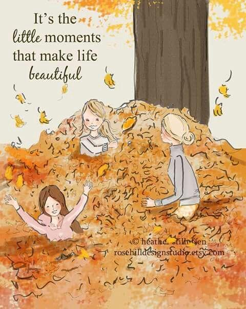 little moments september