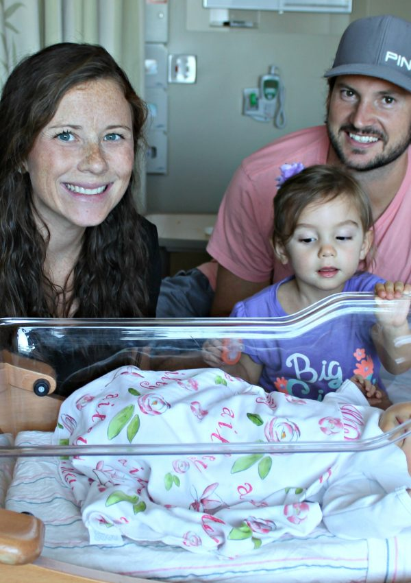 Ailey's Birth Story – Part III
