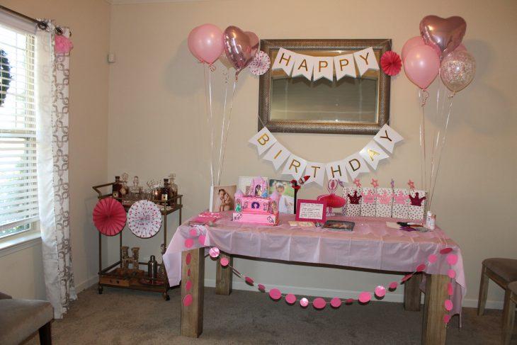 Ballerina Themed Birthday Party Decorations