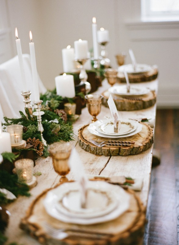 inspiration for winter decorations