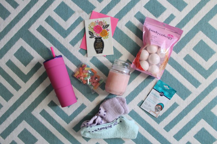 Mom to Be Gift Contents