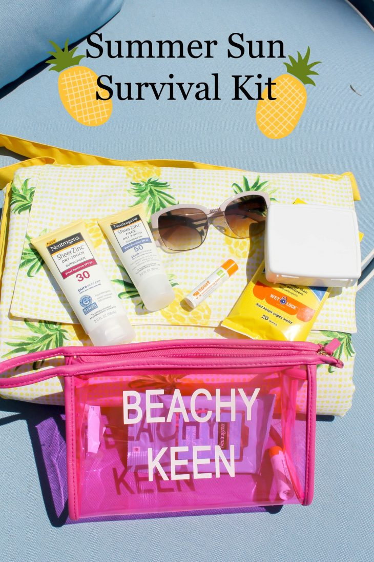 How to Make Your Own Summer Sun Survival Kit