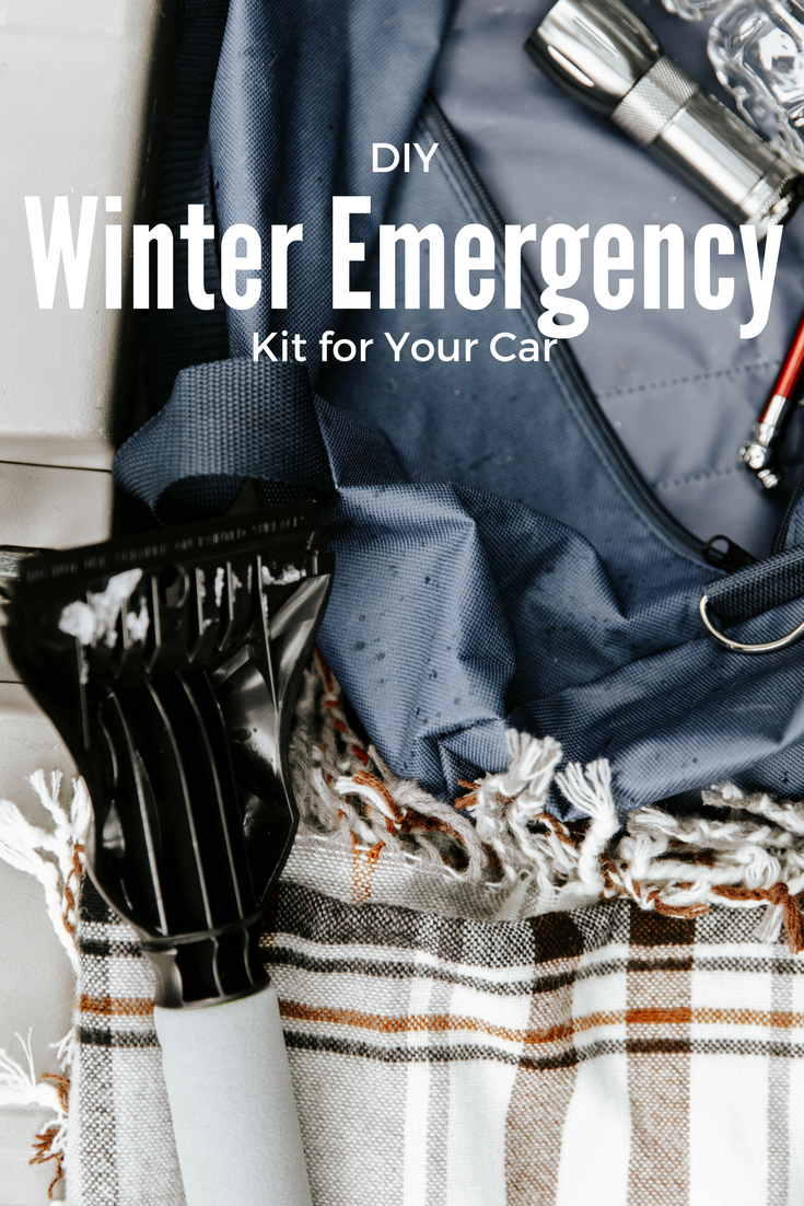 DIY Winter Emergency Kit for Your Car