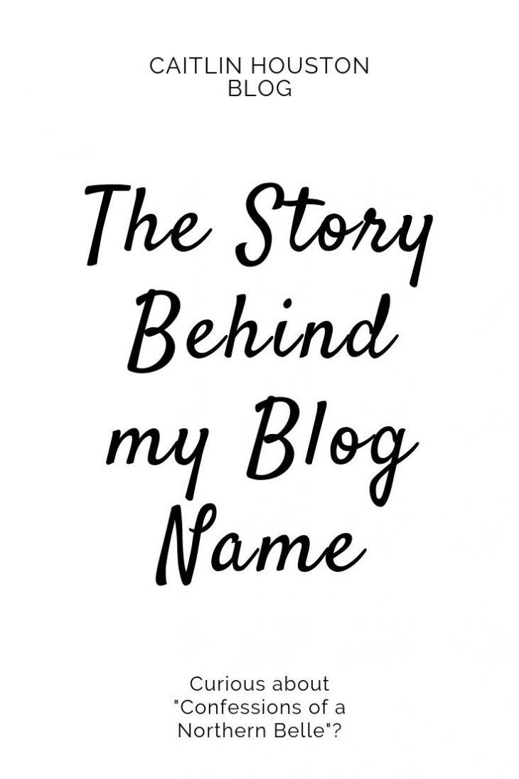 Story behind Blog Name