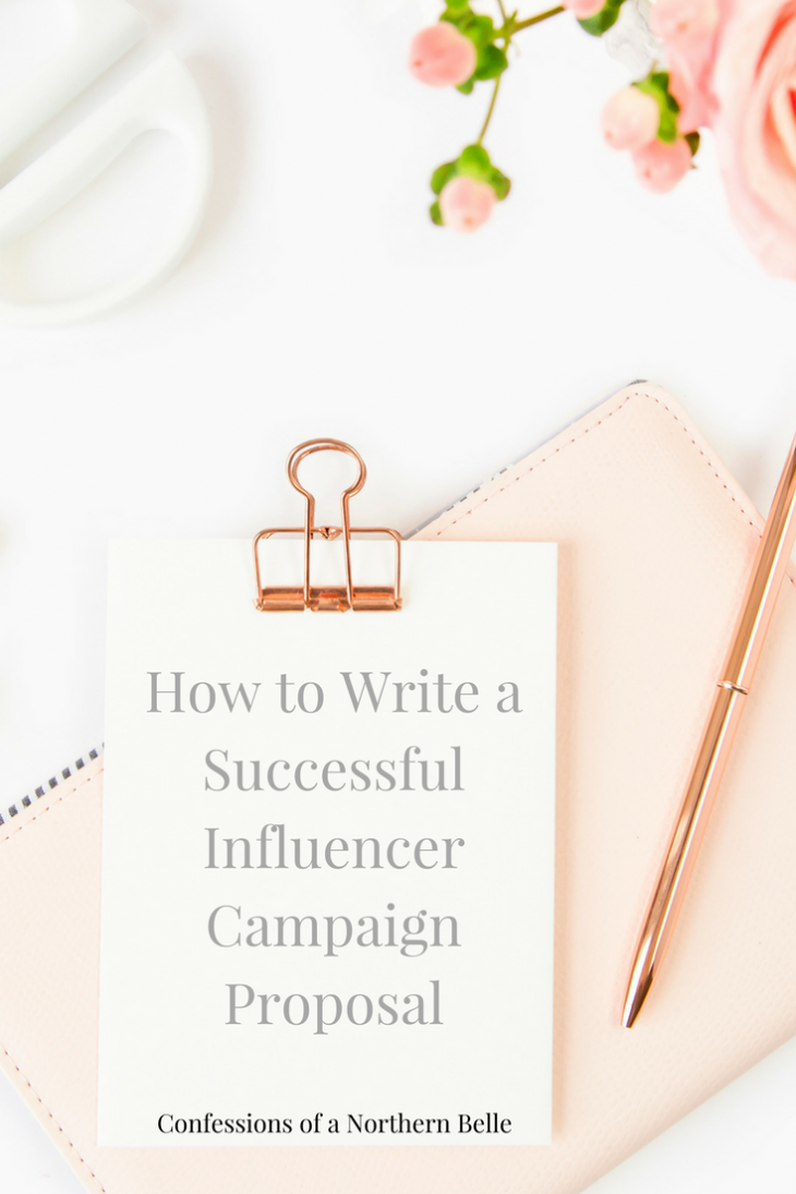 How to Write a Successful Pitch for an Influencer Network - How to Write a Campaign Proposal