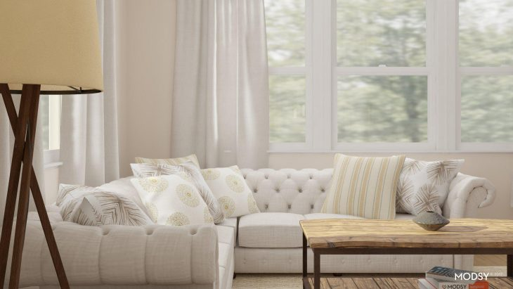 3d Living Room Neutral Colors