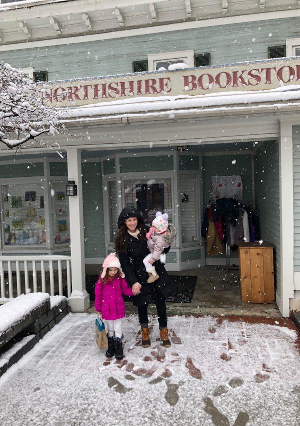 Snowy Family Photo
