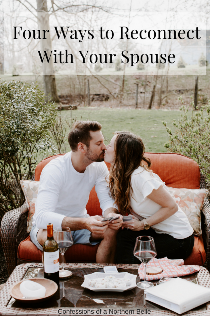 Spending time with your spouse
