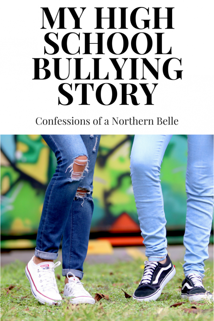 Bullying in high school is a common occurrence. Read my bullying story.