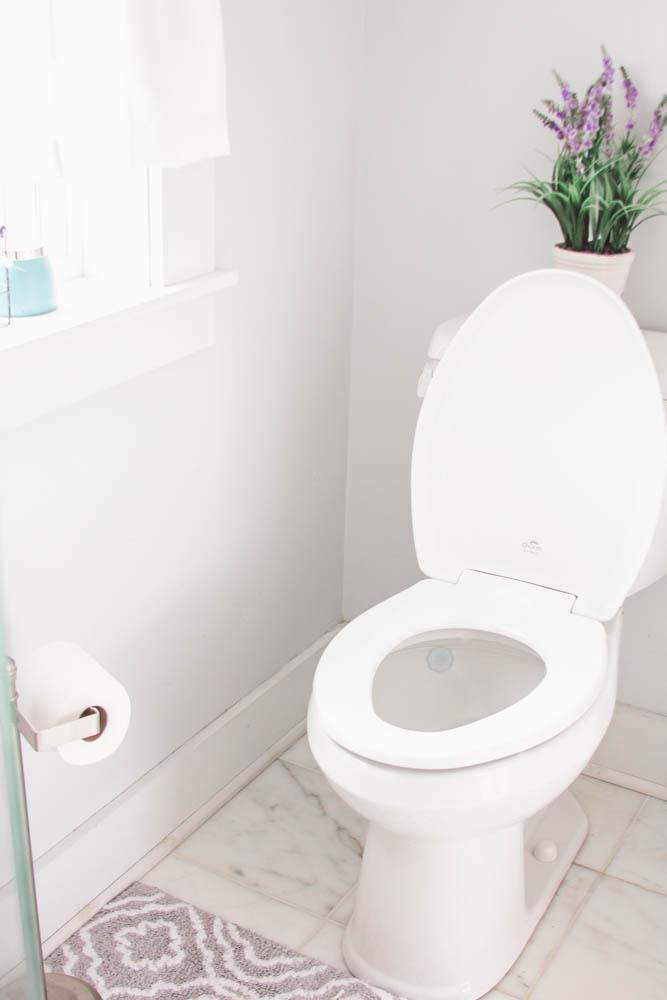 Household essential items for bathroom