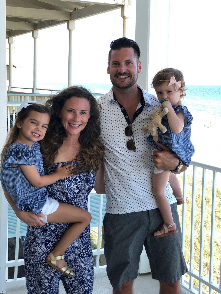 Florida Family Balcony Photo