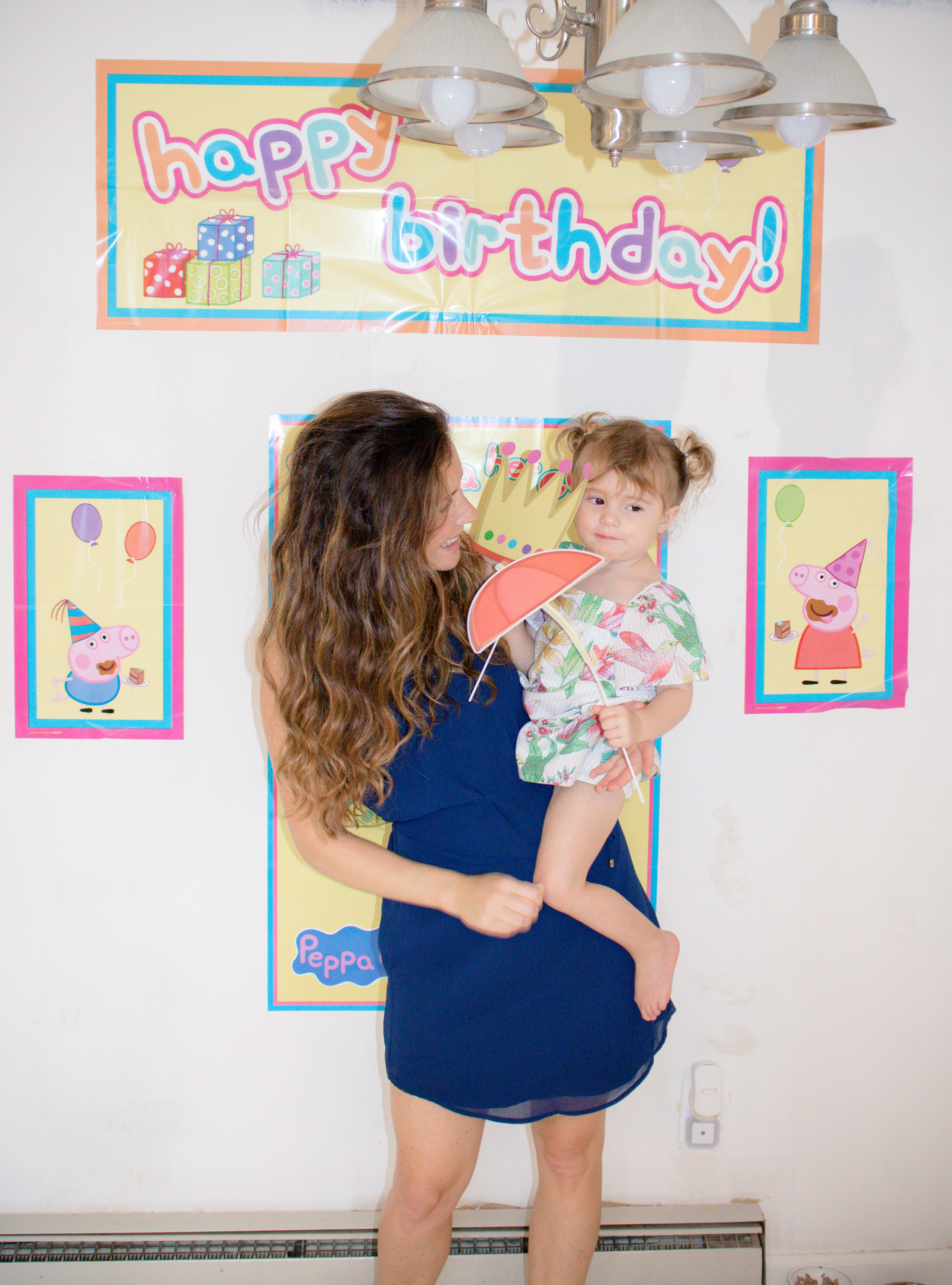 Ailey's Second Birthday Party