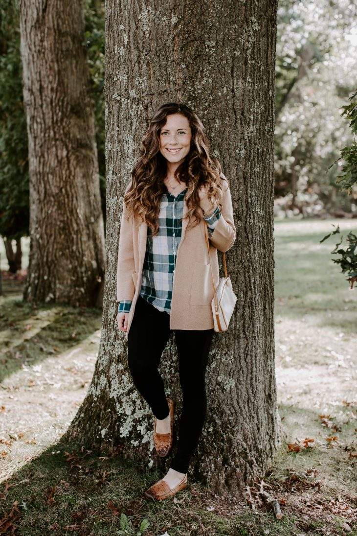 Easy Fall Mom Style