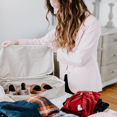 How to Pack for a Fall Weekend Getaway