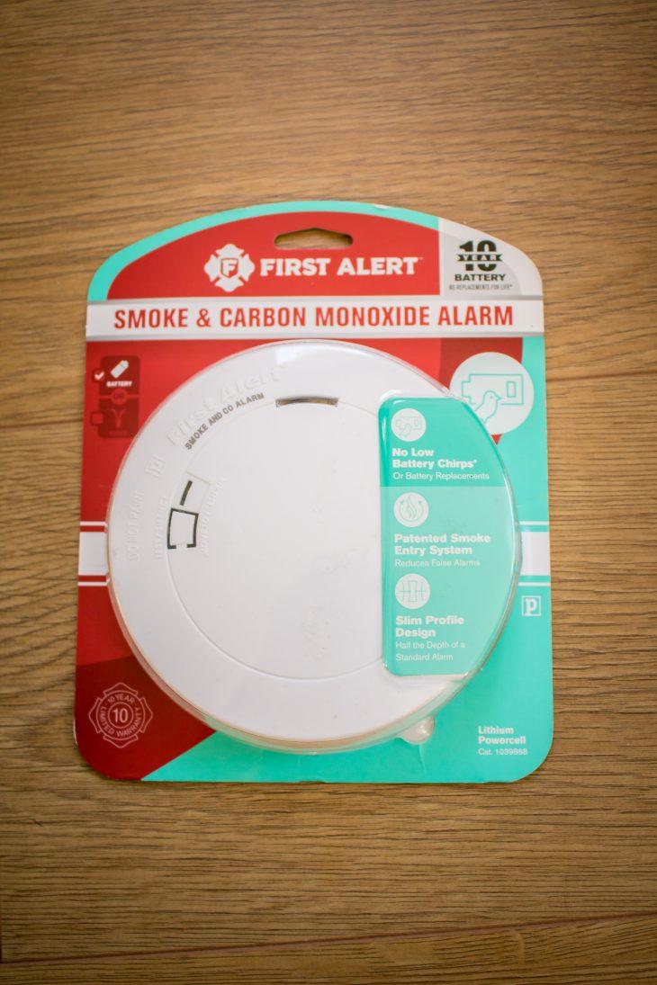 First Alert Smoke Detecor