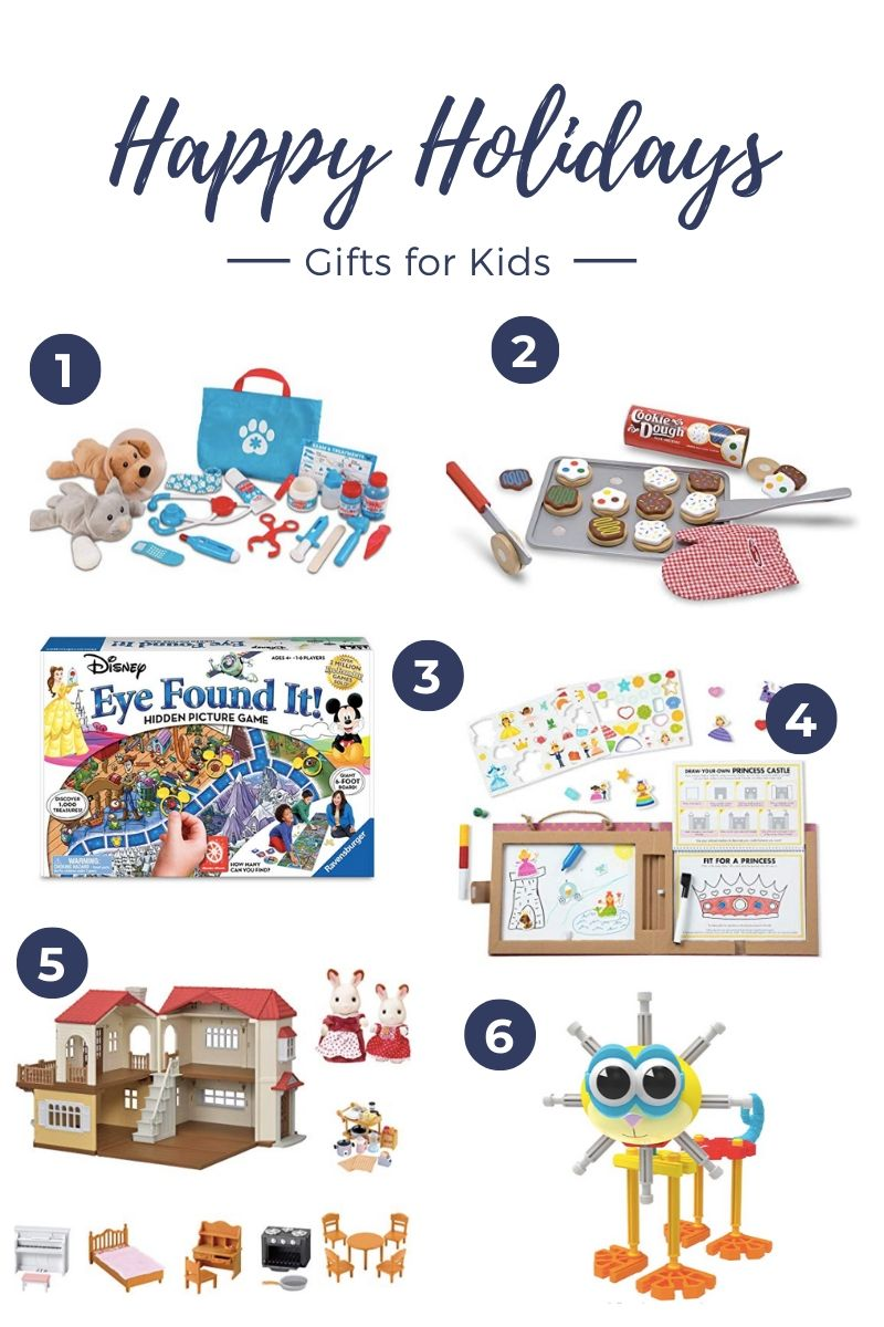 Holiday Gift Guide: Gifts for Kids + $500 Amazon Giveaway