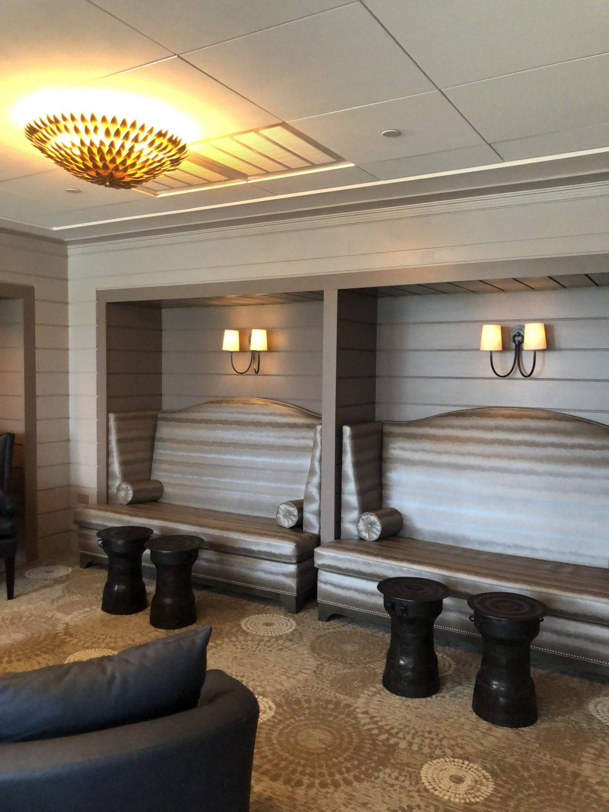Relaxation Room at The Spa at Woodloch Lodge