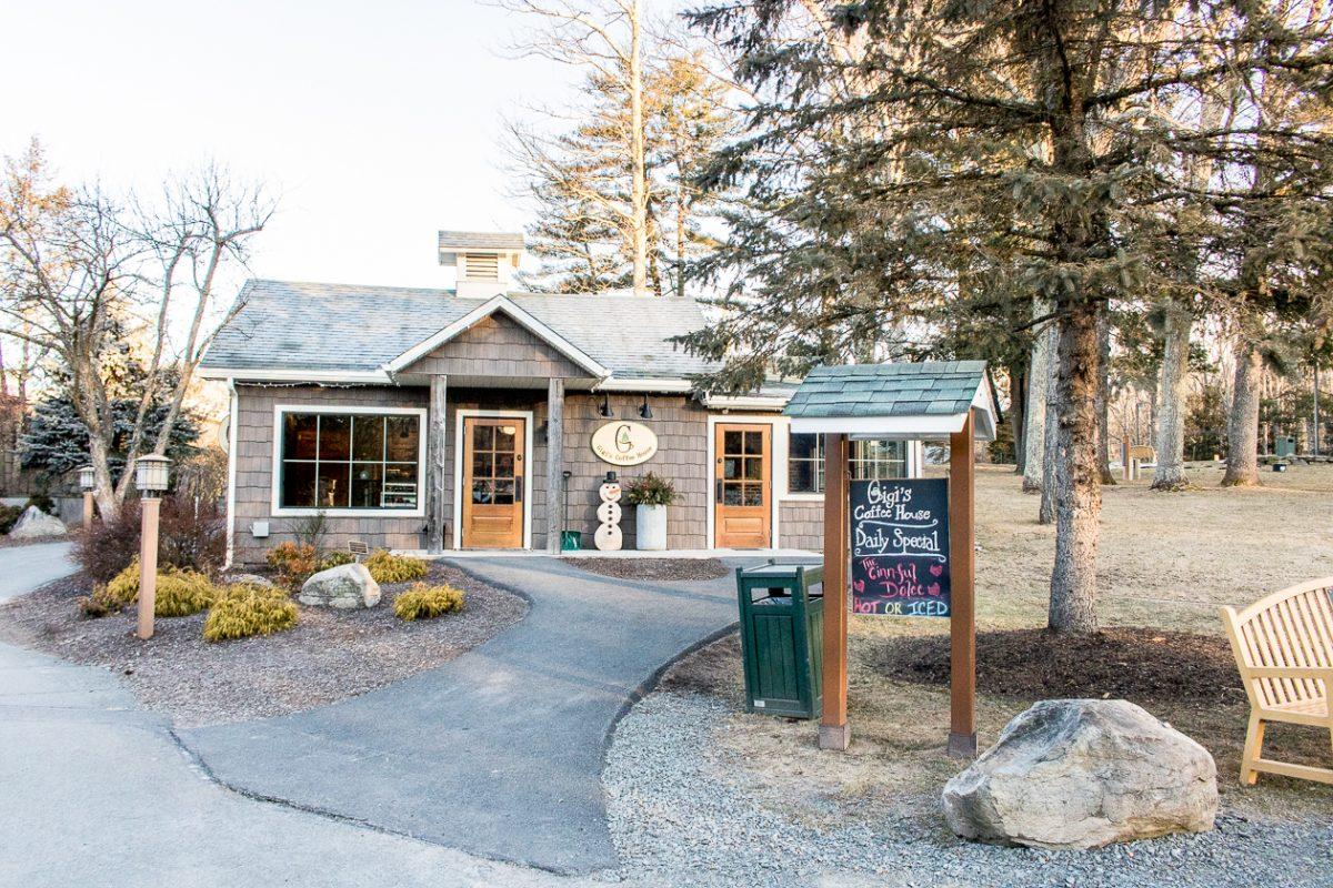 Gigi's Coffee House Woodloch Pines Pocono Mountains