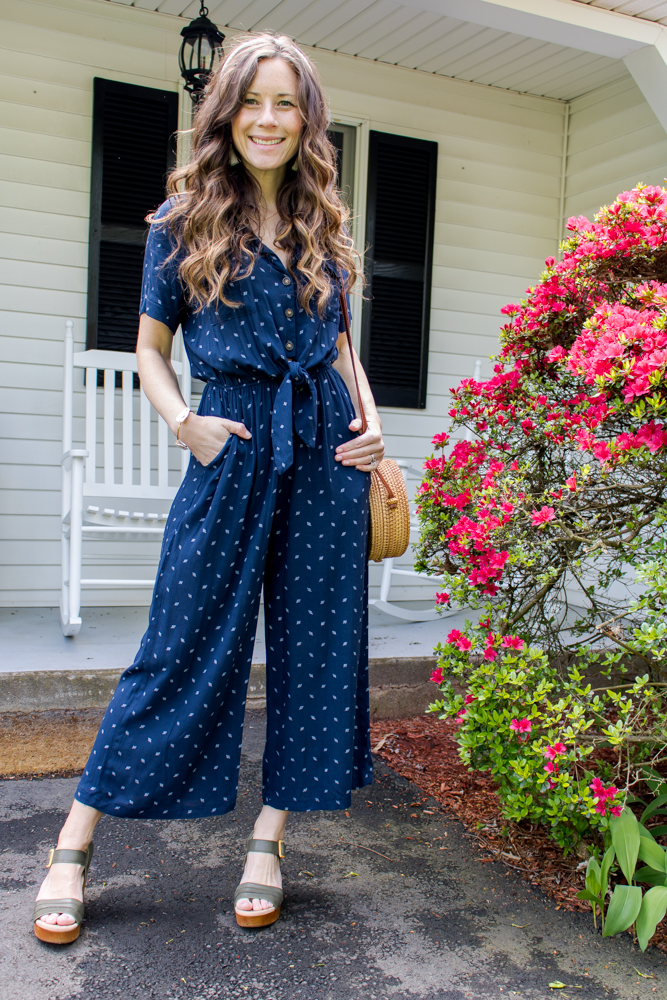 How to Wear a Jumpsuit from Day to Night