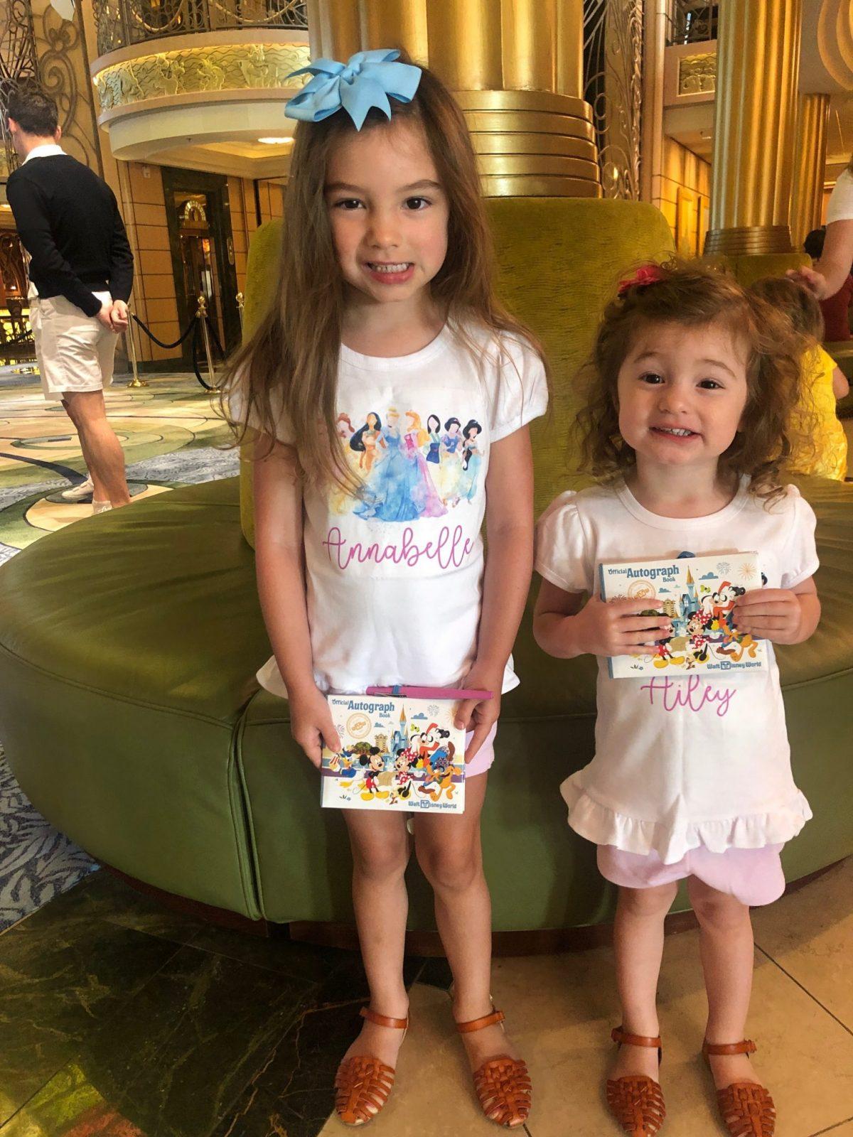 Personalized Disney Princess Shirts Little Girls