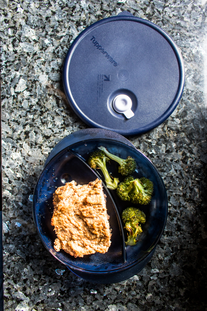 Make Ahead Meals - Turkey Meatloaf and Broccoli