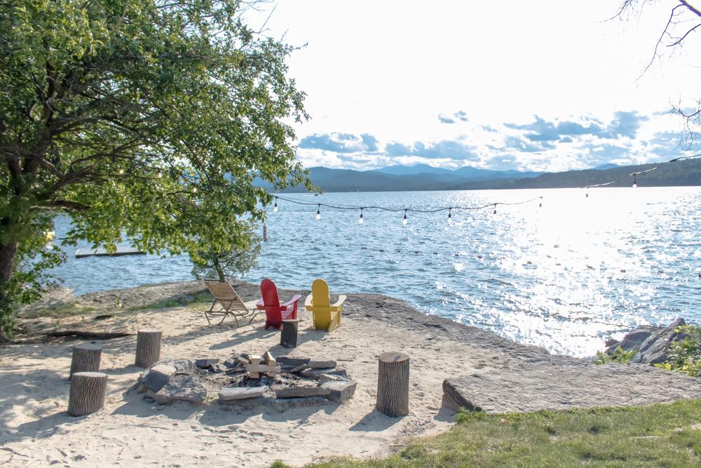 Basin Harbor Resort Lake Champlain