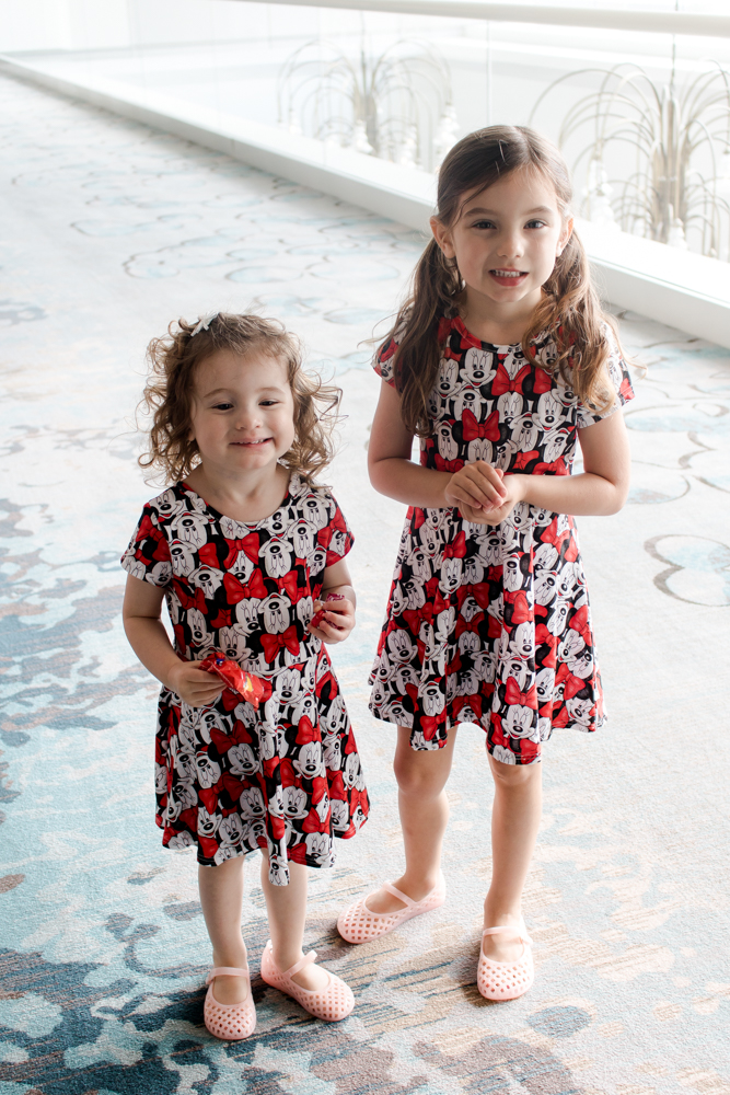 Minnie Mouse Dresses on Girls for Disney Cruise