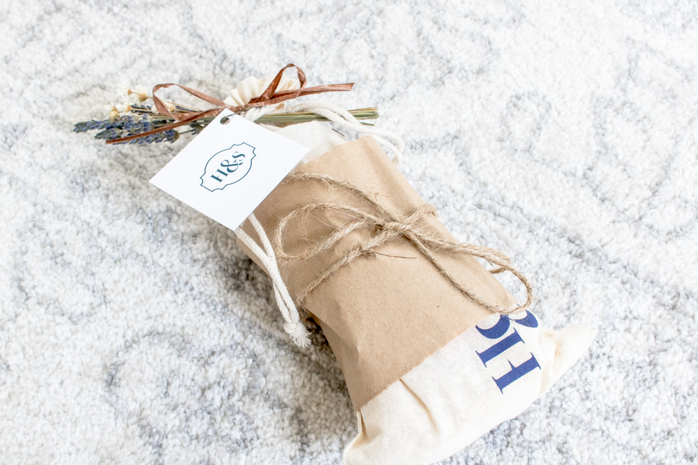 Simple Gesture Gift Bag by Hope and Stetson