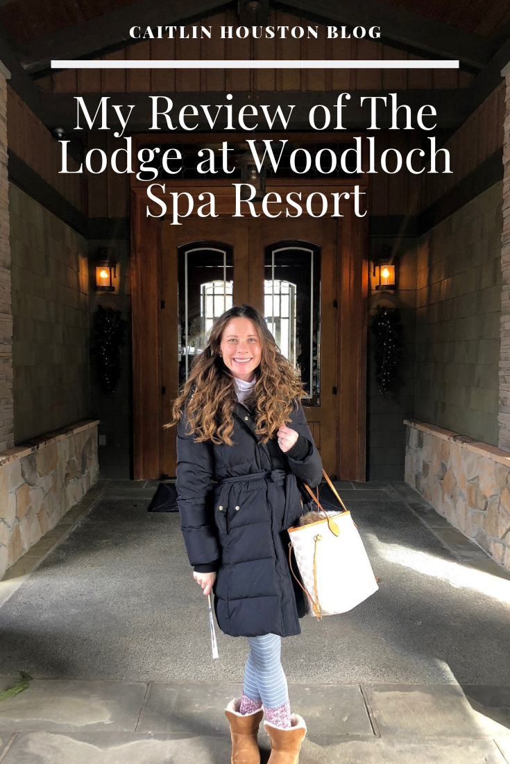 My Review of The Lodge at Woodloch Spa Resort