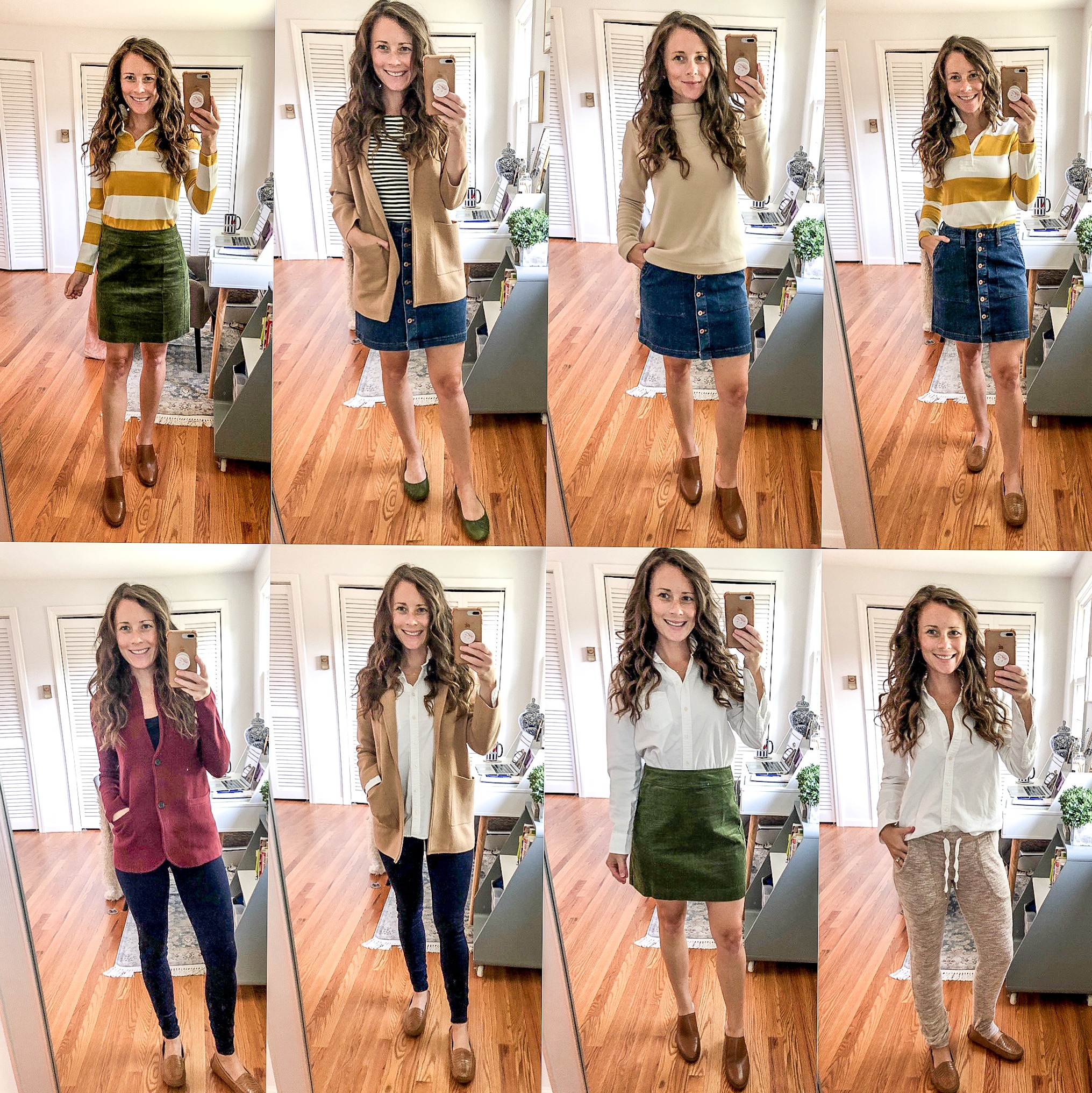 Fall Outfits for September