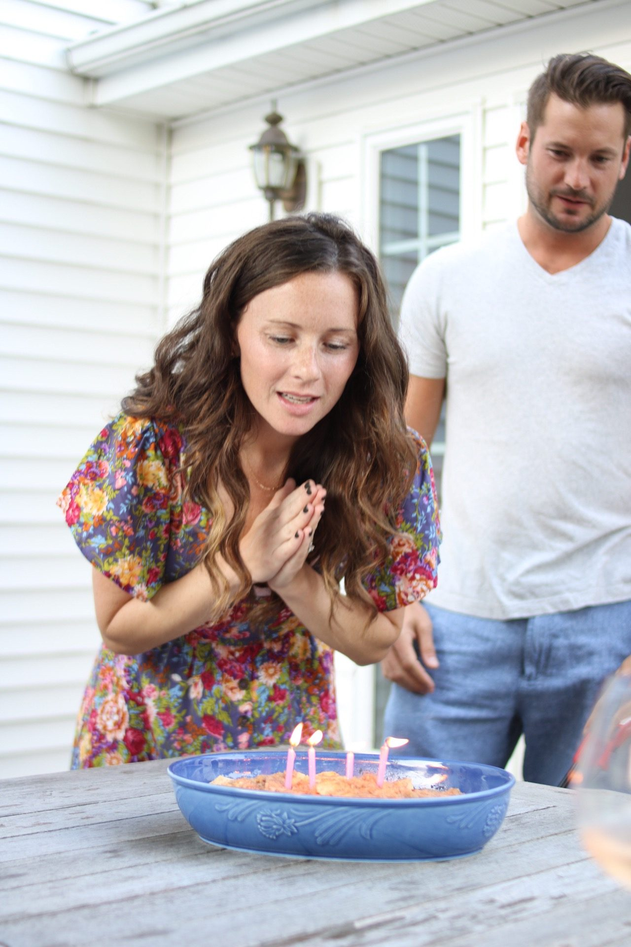 Blowing Out Birthday Candles Weekend Recap